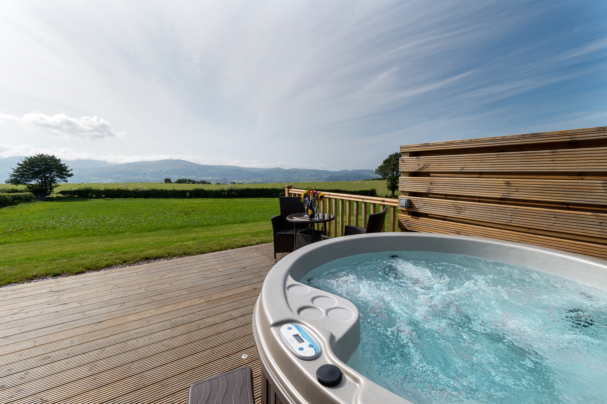 self catering north wales, glamping pod, North Wales Holiday